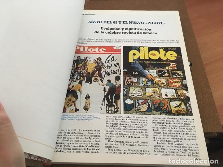 Cómics: HISTORIA DE LOS COMICS COMPLETA EN 4 TOMOS (TOUTAIN) (COIM6) - Foto 4 - 130684984