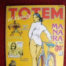 Cómics: TOTEM EL COMIX - NºS 58-59-60 . Lote 130757984
