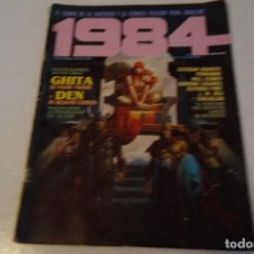 Cómics: 1984 NÚM 34. Lote 130845588