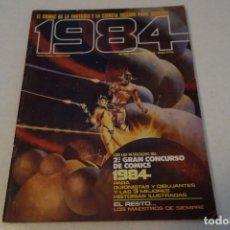 Cómics: 1984 NÚM 62. Lote 130846332