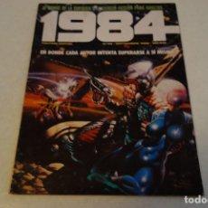 Cómics: 1984 NÚM 44. Lote 130856544