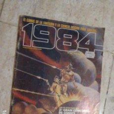 Cómics: TOUTAIN. 1984. Nº 62.. Lote 130911332