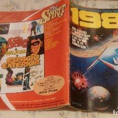 Cómics: 1984 Nº 3 TRES 2ª EDICIÓN 1978 PORTADA BORIS VALLEJO ALEX . Lote 130958896