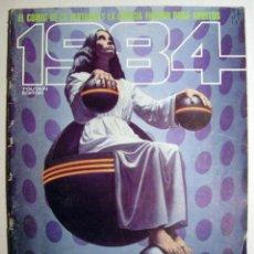 Cómics: COMIC 1984 - Nº 59 - FANTASÍA Y CIENCIA FICCIÓN TOUTAIN EDITOR. . Lote 131127108