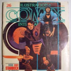Cómics: COMIC INTERNACIONAL - Nº 26 TOUTAIN EDITOR. . Lote 131127980