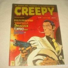 Cómics: CREEPY Nº 38. Lote 131174532