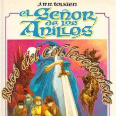 Cómics: EL SEÑOR DE LOS ANILLOS (3 TOMOS, COMPLETA) LUIS BERMEJO, J.R.R.TOLKIEN, EDITORIAL TOUTAIN, 1980,. Lote 141177520