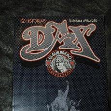 Cómics: DAX, EL GUERRERO- ESTEBAN MAROTO. Lote 131524706