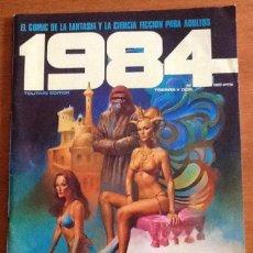 Cómics: 1984, NÚMERO 32. REVISTA DE FANTASÍA Y CIENCIA FICCIÓN PARA ADULTOS. Lote 131763598