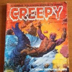 Cómics: CREEPY, NÚMERO 13. Lote 131763654