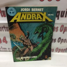 Fumetti: ANDRAX NUM 11 JORDI BERNET DE TOUTAIN EDITOR. Lote 132368089