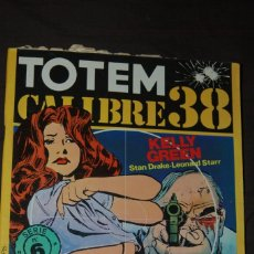 Fumetti: TOTEM CALIBRE 38 Nº 6. Lote 132466766