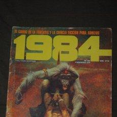 Comics : 1984 Nº 37. Lote 132499026