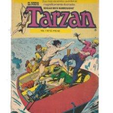 Fumetti: TARZAN. Nº 13. TOUTAIN, EDITOR. (RF.MA) C/4.. Lote 132816770