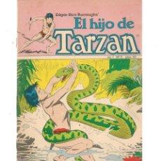 Fumetti: EL HIJO DE TARZAN. VOL. 1. Nº 3. HITPRESS. (RF.MA) C/4.. Lote 132817014