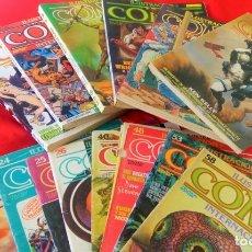 Cómics: LOTE COMICS COMIX INTERNACIONAL - 25 NÚMEROS. Lote 78328477