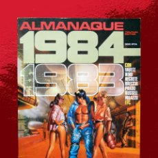 Cómics: 1984 ALMANAQUE PARA 1983, TOUTAIN EDITOR, ORIGINAL 1982. Lote 133584610