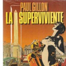Cómics: PAUL GILLON. LA SUPERVIVIENTE. 2 TOMOS (1 Y 2).TOUTAIN EDITOR (RF,MA) C/28. Lote 133908938