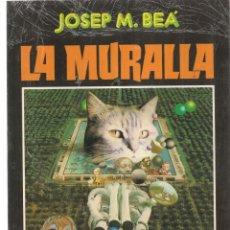 Cómics: JOSEP M. BEÁ. LA MURALLA. TOUTAIN EDITOR (RF.MA) C/28. Lote 133909226