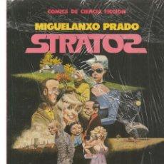 Cómics: MIGUELANXO PRADO. STRATOR. COMICS DE CIENCIA FICCIÓN. TOUTAIN (RF.MA) C/28. Lote 133909730