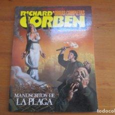 Cómics: MANUSCRITOS DE LA PLAGA. OBRAS COMPLETAS 9. RICHARD CORBEN. TOUTAIN EDITOR. Lote 133953222