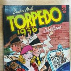 Cómics: TORPEDO 1936 TOMO #2. Lote 134028062