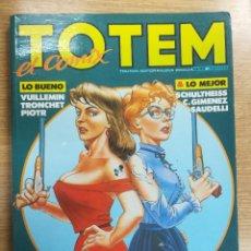 Cómics: TOTEM EL COMIX RETAPADO (NUMEROS 43 A 45). Lote 134225898