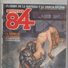 Comics : ZONA 84-TOUTAIN-BICOLOR-AÑO 1984-FORMATO GRAPA-Nº 37. Lote 134374002