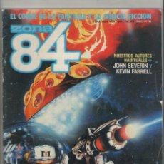 Comics : ZONA 84-TOUTAIN-BICOLOR-AÑO 1984-FORMATO GRAPA-Nº 33. Lote 134374286