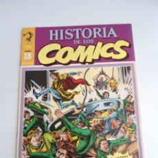Cómics: HISTORIA DE LOS COMICS NUM. 18 - EL CAPITAN TRUENO - INEDITO - TOUTAIN 1982 - PERFECTO ESTADO - RARO. Lote 134507354