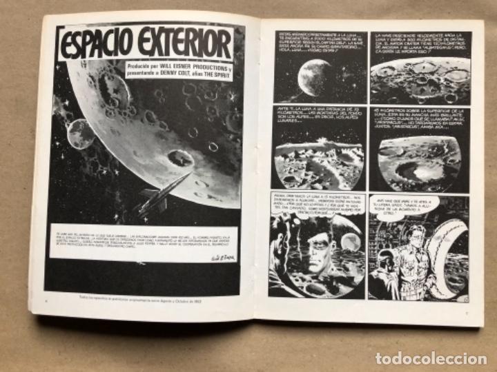 Cómics: THE SPIRIT DE WILL EISNER EN ESPACIO EXTERIOR, ILUSTRADO POR WALLY WOOD. TOUTAIN EDITOR 1981. 53 PÁG - Foto 3 - 134981306