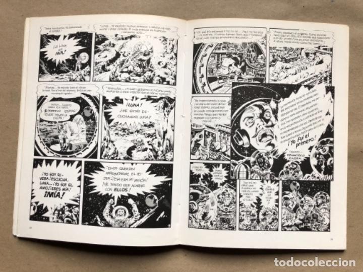 Cómics: THE SPIRIT DE WILL EISNER EN ESPACIO EXTERIOR, ILUSTRADO POR WALLY WOOD. TOUTAIN EDITOR 1981. 53 PÁG - Foto 5 - 134981306