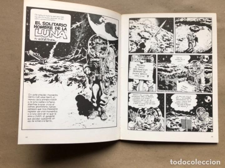 Cómics: THE SPIRIT DE WILL EISNER EN ESPACIO EXTERIOR, ILUSTRADO POR WALLY WOOD. TOUTAIN EDITOR 1981. 53 PÁG - Foto 7 - 134981306
