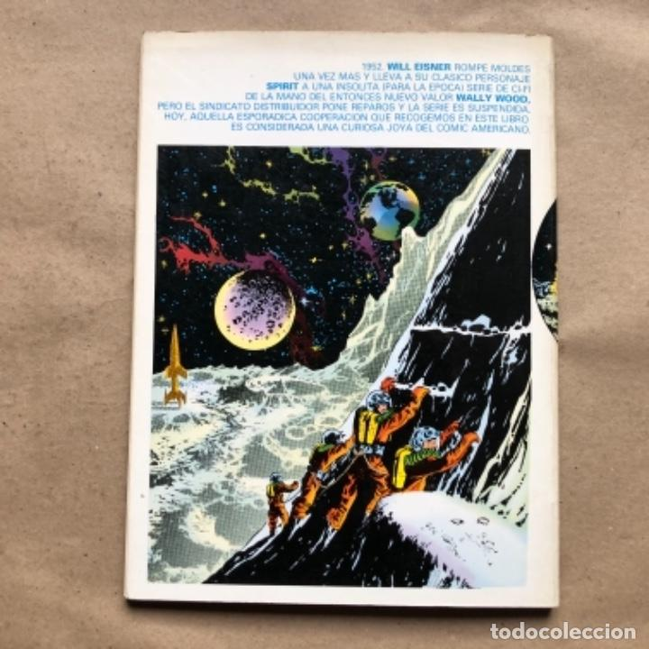 Cómics: THE SPIRIT DE WILL EISNER EN ESPACIO EXTERIOR, ILUSTRADO POR WALLY WOOD. TOUTAIN EDITOR 1981. 53 PÁG - Foto 8 - 134981306