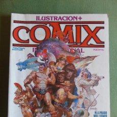 Cómics: ILUSTRACION + COMIX INTERNACIONAL. EXTRA. TOUTAIN EDITOR. 1986.. Lote 135001434