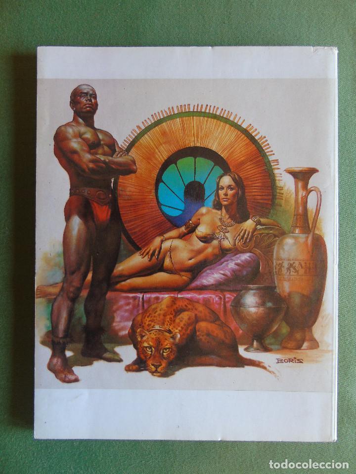 Cómics: ILUSTRACION + COMIX INTERNACIONAL. EXTRA. TOUTAIN EDITOR. 1986. - Foto 2 - 135001434