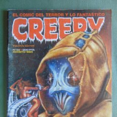 Cómics: CREEPY. Nº 62. TOUTAIN EDITOR. AGOSTO 1984. . Lote 135007362