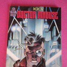 Cómics: JOYAS DE CREEPY 3 - DOCTOR MABUSE - BEROY - TOUTAIN, AÑO 1987 - BUEN ESTADO . Lote 135756434