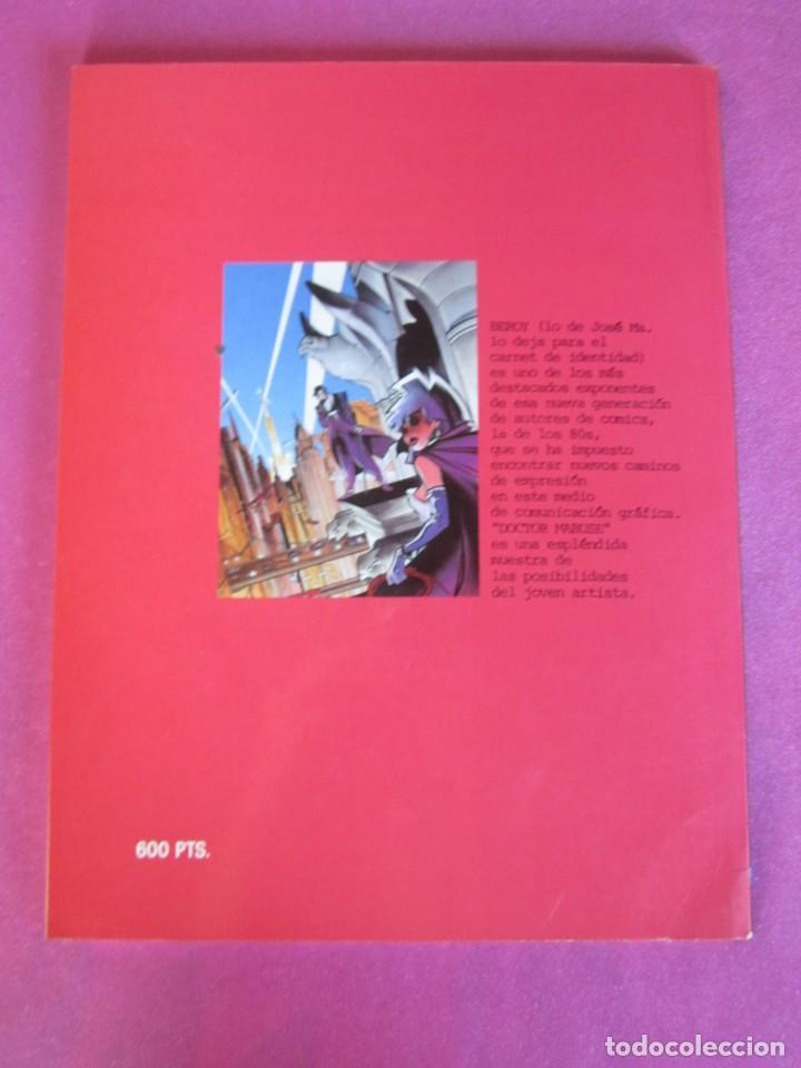 Cómics: JOYAS DE CREEPY 3 - DOCTOR MABUSE - BEROY - TOUTAIN, AÑO 1987 - BUEN ESTADO - Foto 2 - 135756434