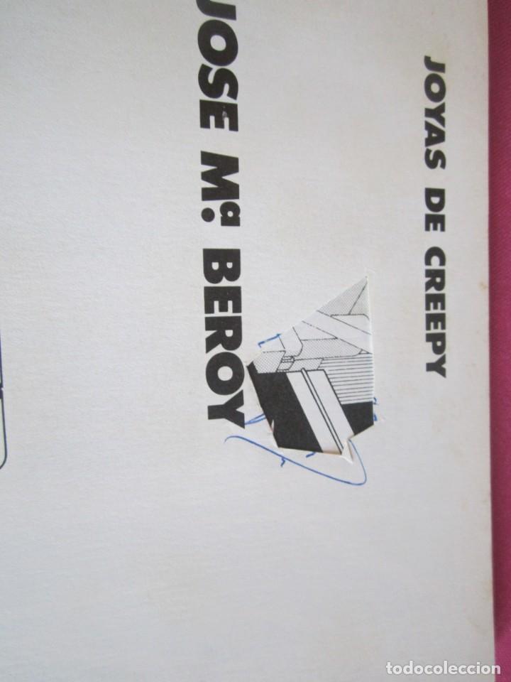 Cómics: JOYAS DE CREEPY 3 - DOCTOR MABUSE - BEROY - TOUTAIN, AÑO 1987 - BUEN ESTADO - Foto 6 - 135756434