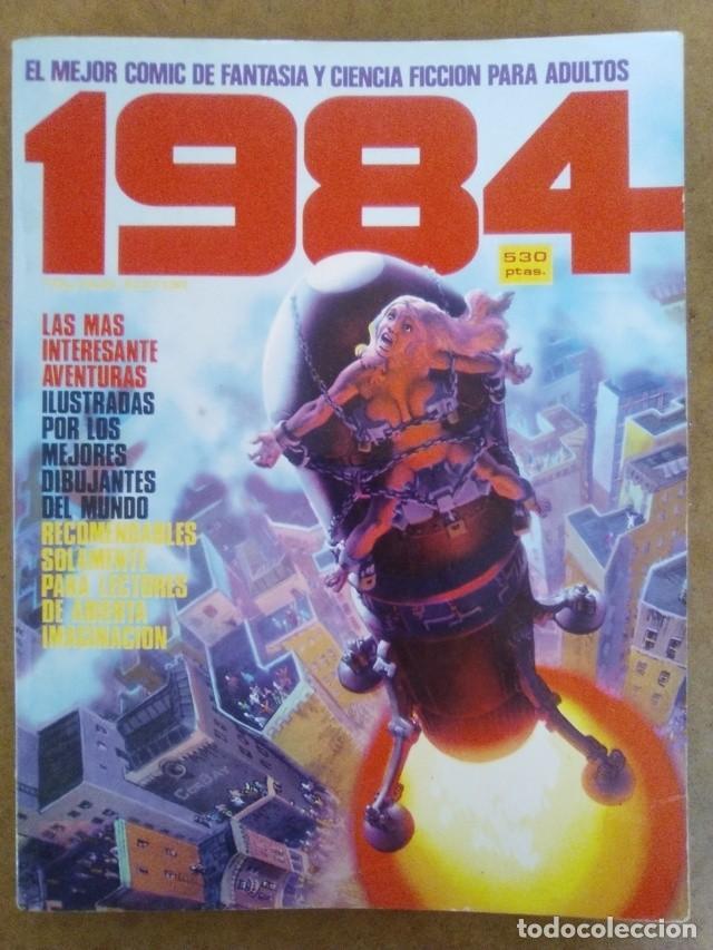 1984 EXTRA Nº 6 (RETAPADO CON LOS NUMEROS 38 A 40) TOUTAIN - BUEN ESTADO - OFM15 (Tebeos y Comics - Toutain - 1984)