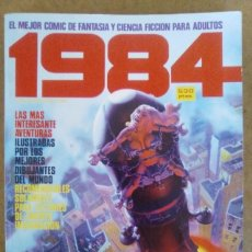 Cómics: 1984 EXTRA Nº 6 (RETAPADO CON LOS NUMEROS 38 A 40) TOUTAIN - BUEN ESTADO - OFM15. Lote 135788862
