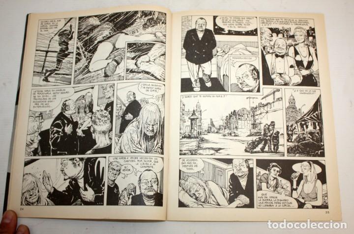 Cómics: ILUSTRACIÓN + COMIX INTERNACIONAL-4 NUMEROS. - Foto 3 - 136127878