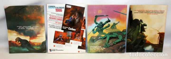 Cómics: 3 COMICS ZONA 84 Y COMIC 1984.TOUTAIN EDITOR. - Foto 4 - 136163742