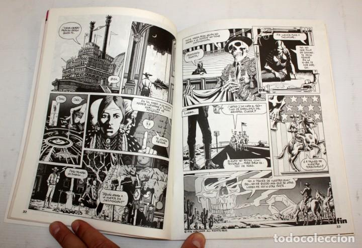 Cómics: 3 COMICS ZONA 84 Y COMIC 1984.TOUTAIN EDITOR. - Foto 5 - 136163742
