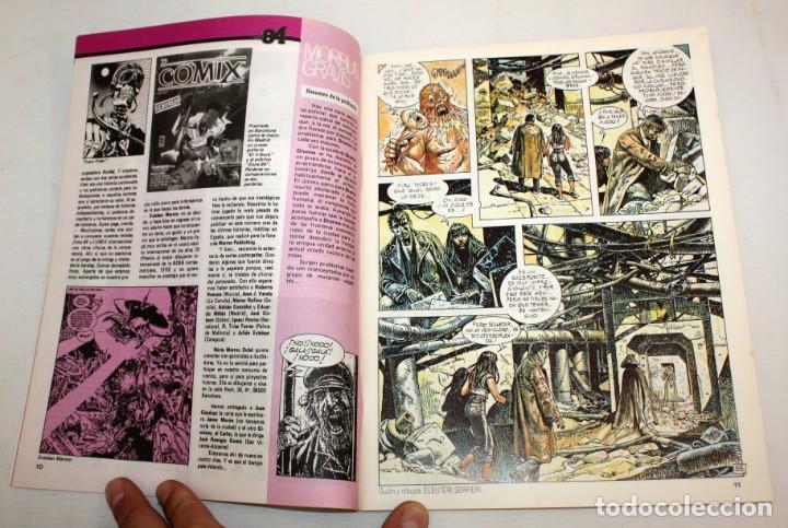 Cómics: 3 COMICS ZONA 84 Y COMIC 1984.TOUTAIN EDITOR. - Foto 6 - 136163742