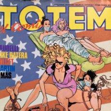 Cómics: LOTE DE ÁLBUMES TOTEM EL COMIX CON LOS NUMEROS SUELTOS 39, 53, 57 Y 66. Lote 136889542