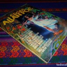Cómics: CREEPY RINDE TRIBUTO A EDGAR ALLAN POE. TOUTAIN EDITOR 1980. RICHARD CORBEN. RARO. BUEN ESTADO.. Lote 137393162