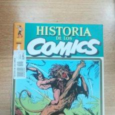 Cómics: HISTORIA DE LOS COMICS #4. Lote 186158771