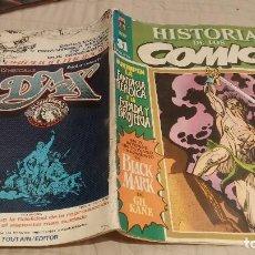 Cómics: HISTORIA DE LOS COMICS Nº 31 - TOUTAIN EDITOR - COMICS DE FANTASIA HEROICA Y ESPADA Y BRUJERIA. Lote 137840926